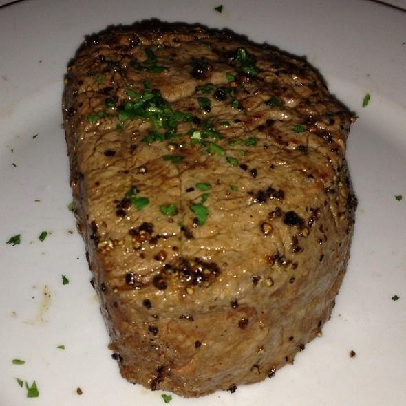 12 Oz Center Cut Filet Mignon - Eddie V's - Dallas, Dallas, TX