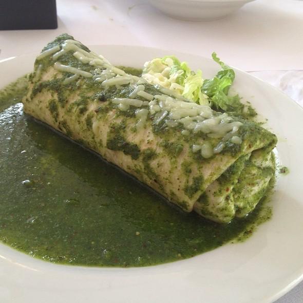 Burritos Verde