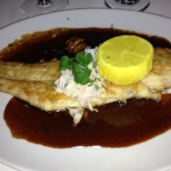 Louisiana Red Fish - Eddie V's - Dallas, Dallas, TX
