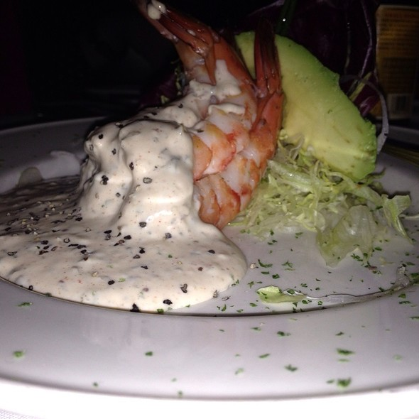 Shrimp Remoulade - Pappas Bros. Steakhouse, Dallas, TX