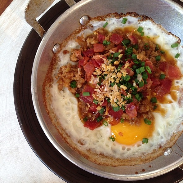 Egg In A Wok @ Peng You   เผ่งอิ้ว