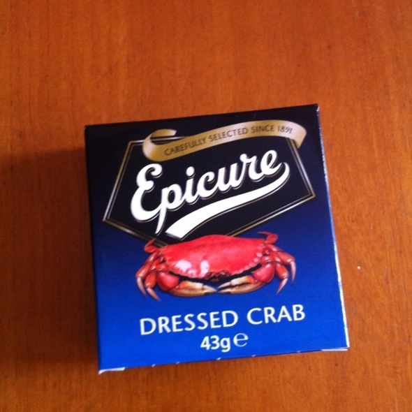 Dressed Crab by Epicure @ Singapore