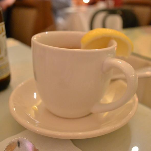 Ginger Honey Tea - Borobudur, San Francisco, CA