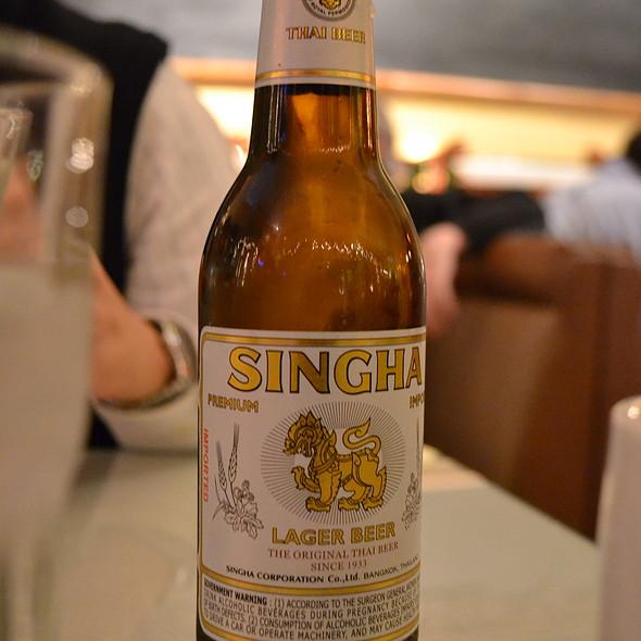 Singha Beer - Borobudur, San Francisco, CA