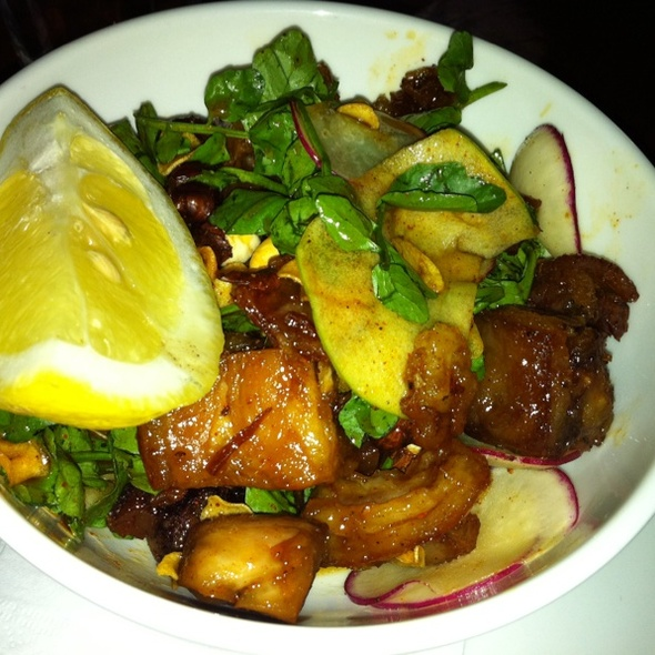Pork Belly @ Eathouse Diner Redfern