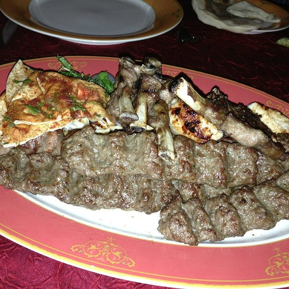 Lebanese Mixed Grill