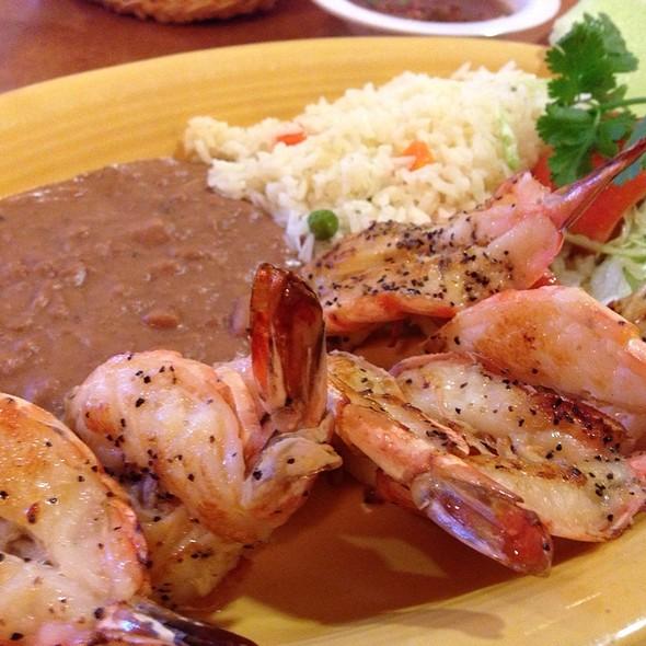 Grilled Shrimp - Otaez Mexican Restaurant - Alameda, Alameda, CA