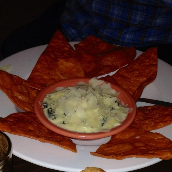 Spinach And Artichoke Dip - JJ Astor, Duluth, MN