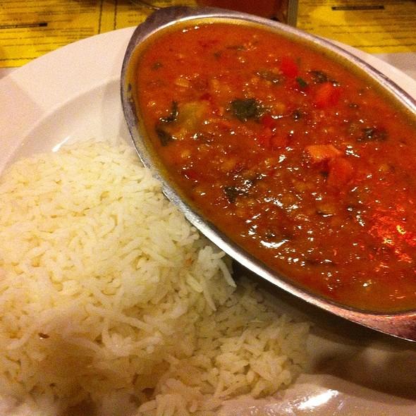 Dhal Curry @ Dwaraka Indian Cuisine