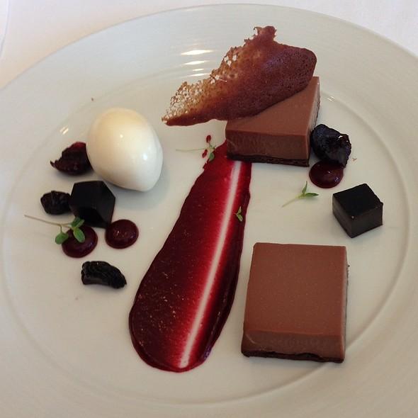 Black Forest @ Aria Restaurant Brisbane