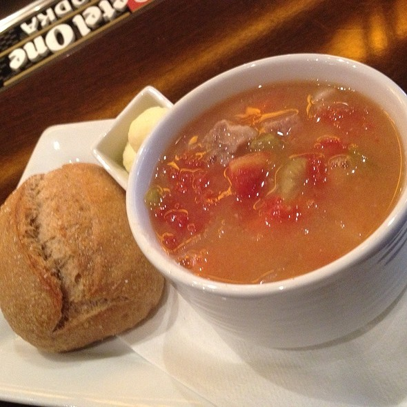 Navy Bean Soup - JUNO, Seattle, WA