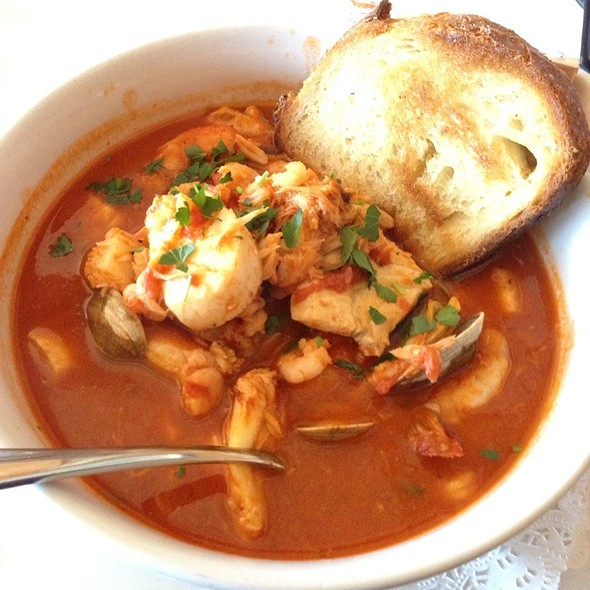 Lazy Man's Cioppino @ Scoma's