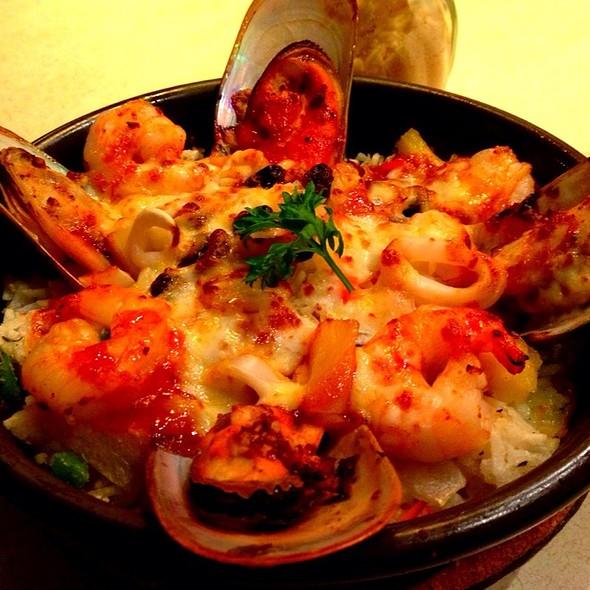 Seafood Fiesta @ Pizza Hut