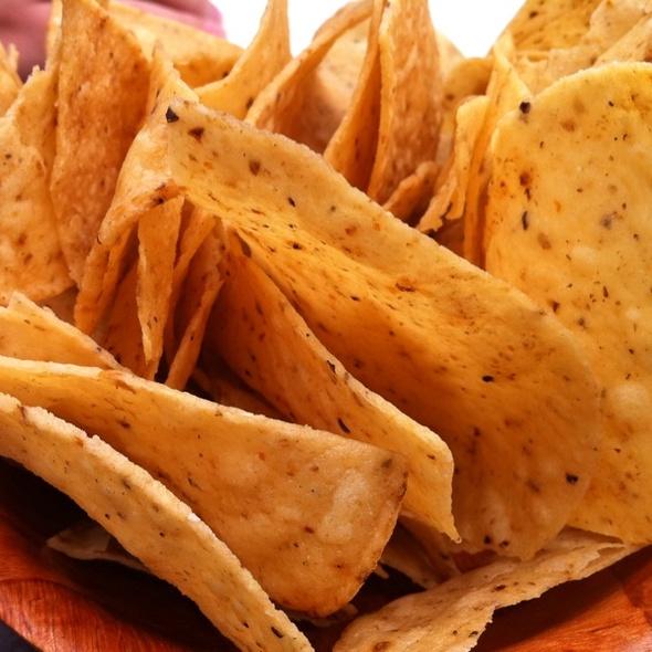 Chips - Paloma Blanca Mexican Cuisine, San Antonio, TX
