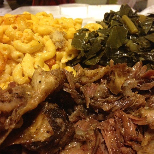 Motor City Soul Food Beef Short Rib Dinner Foodspotting