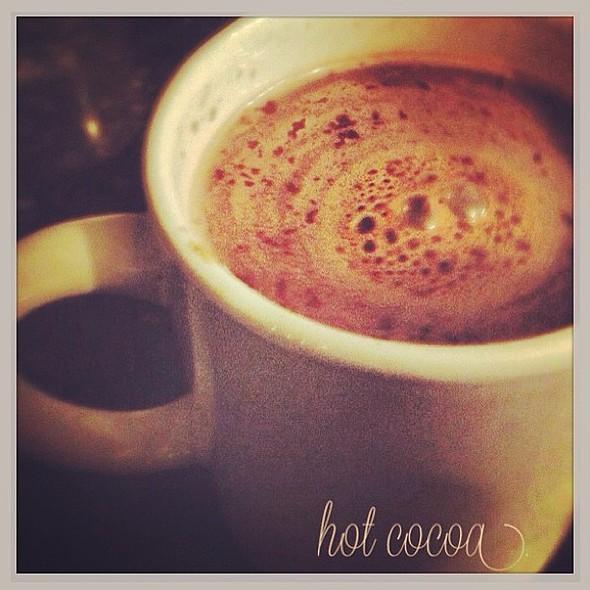 Hot Cocoa night in SOFA @ Criminal Baking Co. & Noshery