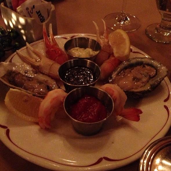 Seafood Platter - Red Circle Inn & Bistro, Nashotah, WI