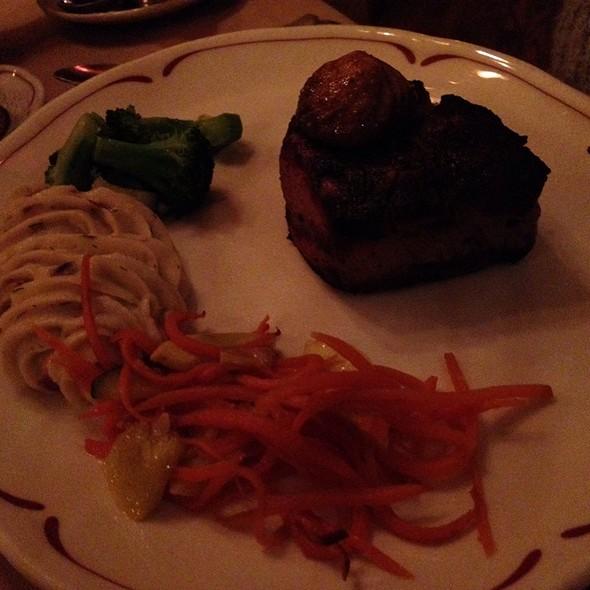 Filet Mignon - Red Circle Inn & Bistro, Nashotah, WI