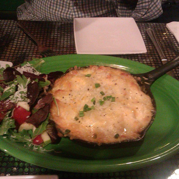 Macaroni and Cheese @ Tee Off Bar and Grill