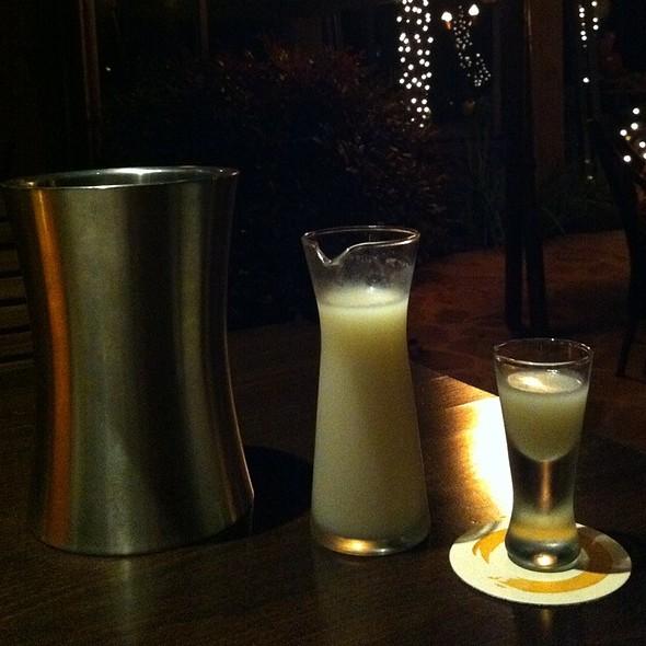 Nigori Sake - Japengo - Maui, Lahaina, HI