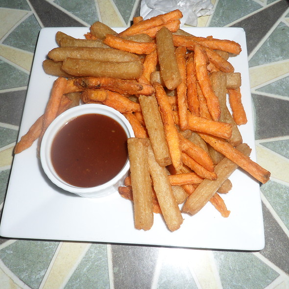 Cassava and Sweet Potato Chips
