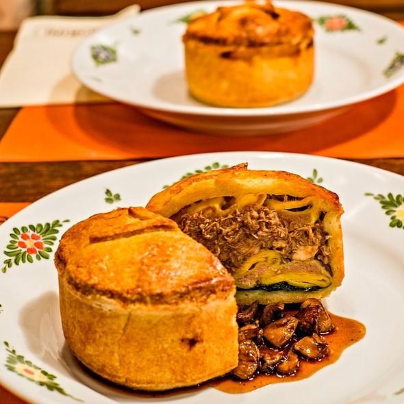Pasta Pie @ Osteria Morini