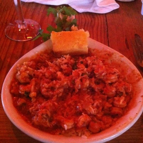 Crawfish Etoufee @ Jose Tejas Restaurant