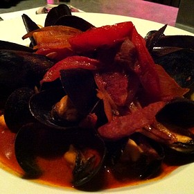 Black Mussels - BOKA Restaurant + Bar, Seattle, WA