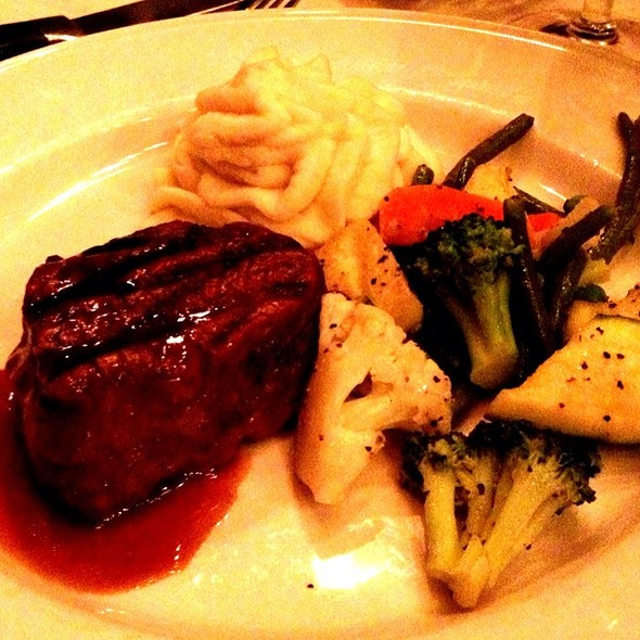 Filet Of Beef - Mercury Chophouse, Fort Worth, TX