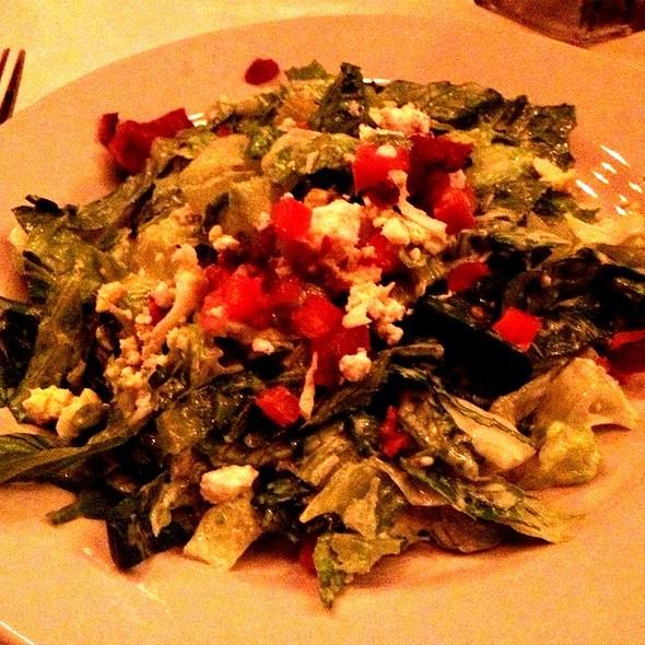 Dinner Salad  - Mercury Chophouse, Fort Worth, TX