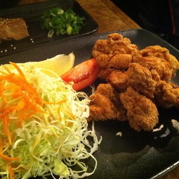 Kara-Age Chicken @ Ramen Yamadaya