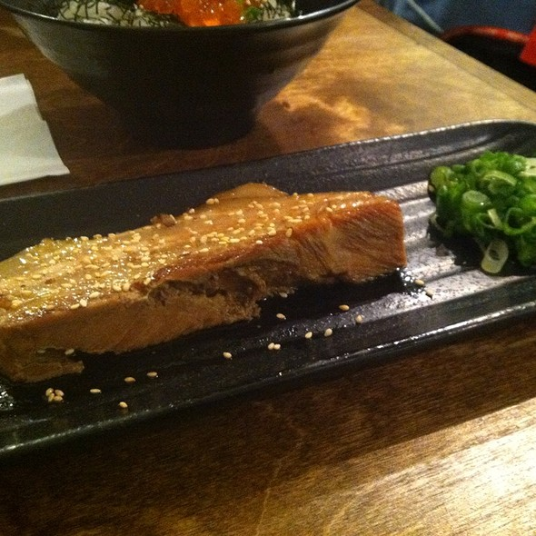 Pork Belly @ Ramen Yamadaya