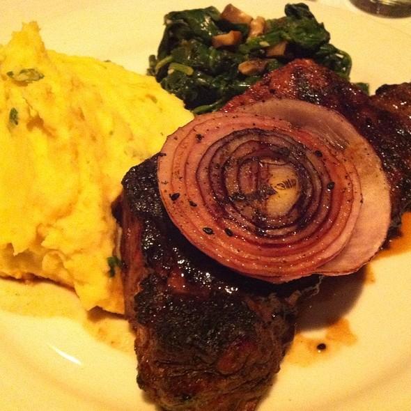 Steak - Nammos Estiatorio, Southampton, NY