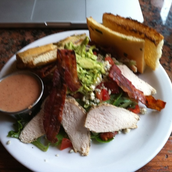 Cobb Salad @ Quetzal Internet Cafe