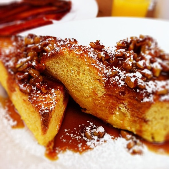 pecan pie french toast @ Buttermilk Channel