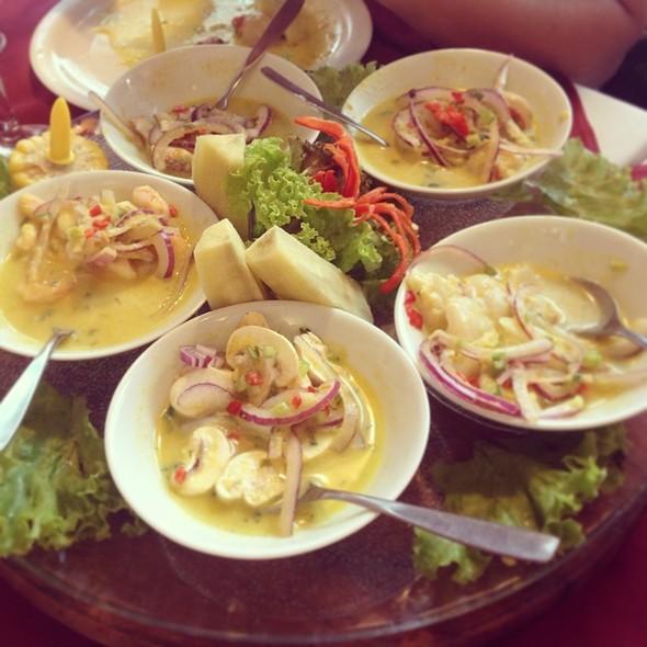Ceviche & Pisco Sour