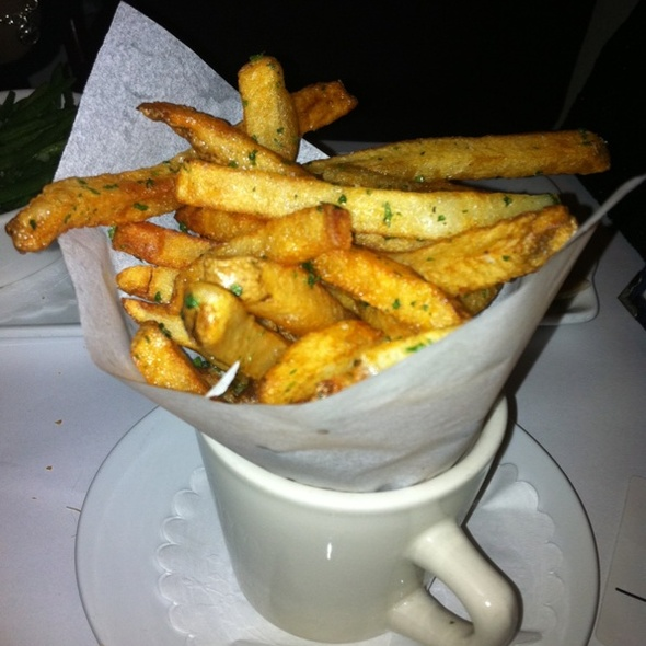 Pommes Frites - Le Paris, New York, NY