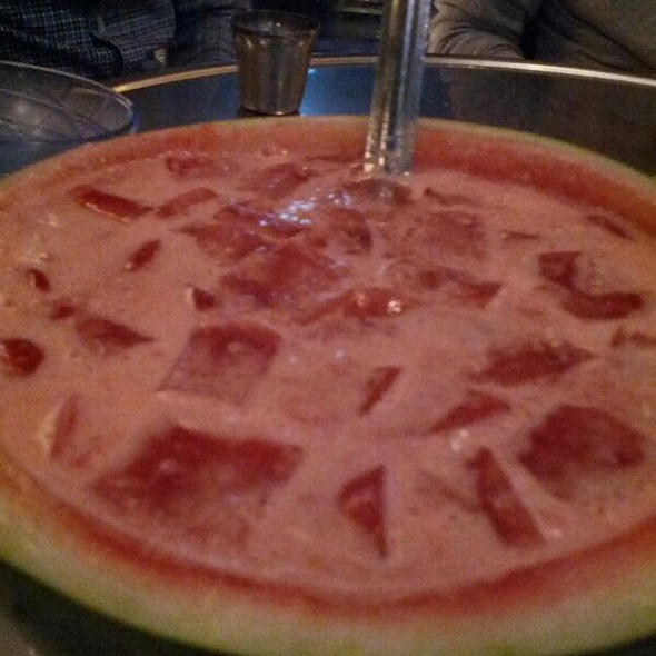 Watermelon Sago