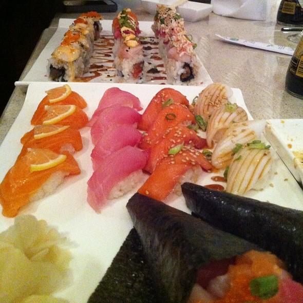 All You Can Eat Sushi - Rim - Grand Sierra Resort & Casino, Reno, NV