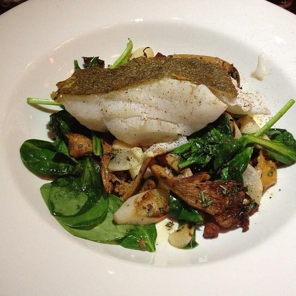 Sauteed Codfish Filet - Pastis, New York, NY