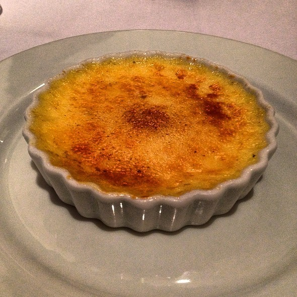 Creme Brulee @ Chef Rouge