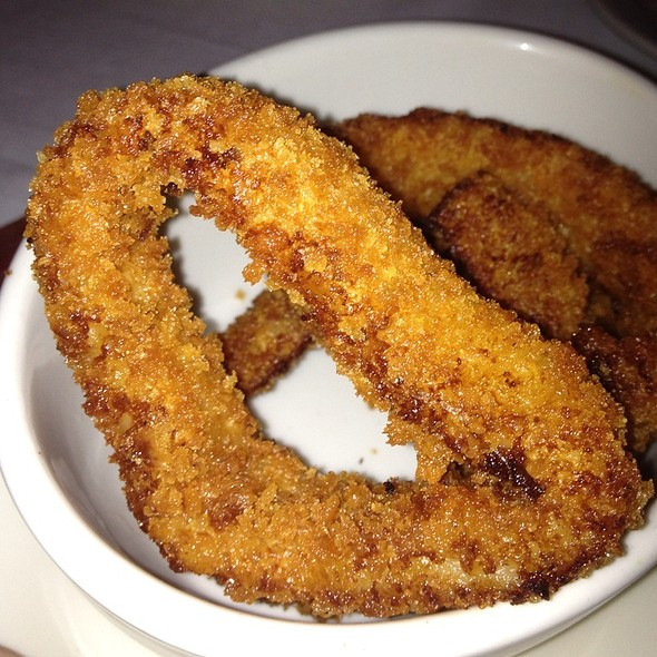 Onion Rings - Morton's The Steakhouse - Great Neck, Great Neck, NY