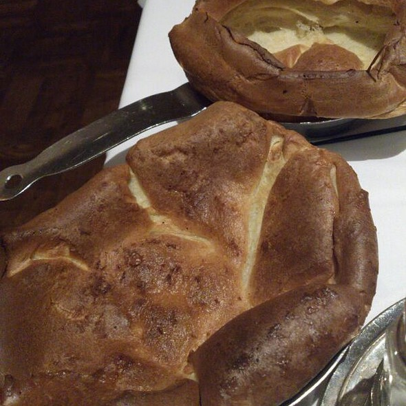 Yorkshire Pudding - Lawry's The Prime Rib - Beverly Hills, Beverly Hills, CA