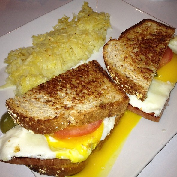 Sunny Side Up Egg Sandwich - Sunny Side Up, Chicago, IL