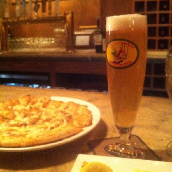 Pizza @ Finch's Brasserie