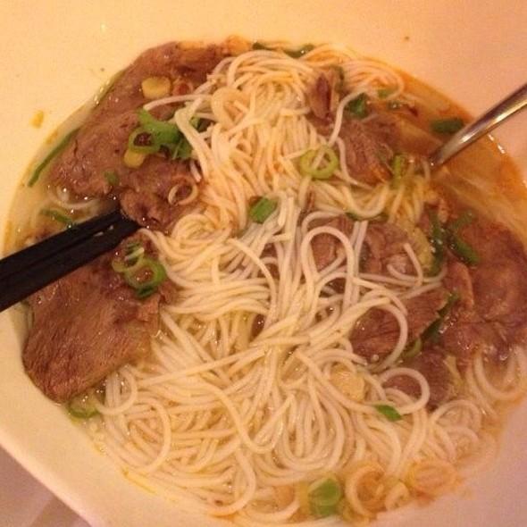 Pho Kokos Zitronengras Suppe