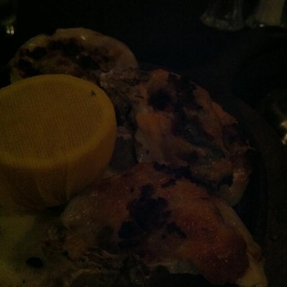 Oysters Tex'afeller - ALC Steaks (Austin Land & Cattle), Austin, TX
