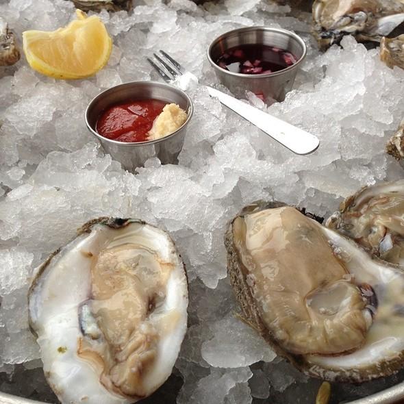 Oysters - The Grand Marlin of Pensacola Beach, Pensacola, FL