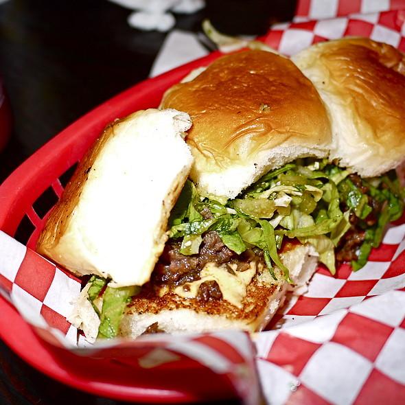 Beef ( Bul-Go-Gi) Sliders @ Cha Cha Chili