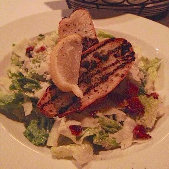 Caesar Salad - Stone House Restaurant, Burlington, ON